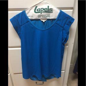 Rebecca Taylor silk blouse